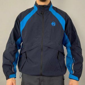 Nautica competition vintage 90s windbreaker jacket